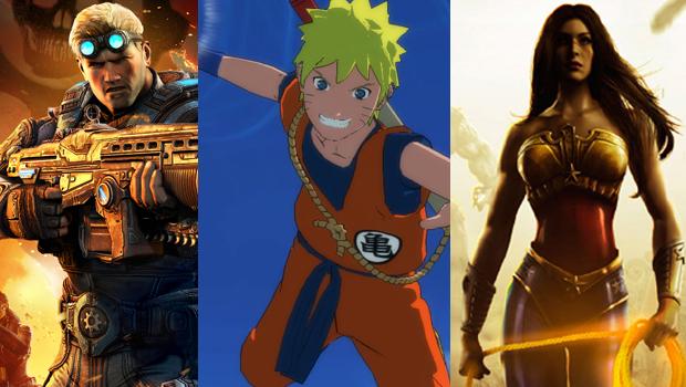 Gears of War, Naruto e Injustice têm erros nas legendas no Brasil (Foto: Reprodução)