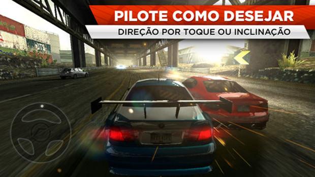 Gráficos Incríveis e muita velocidade em Need for Speed Most Wanted (Foto: Divulgação)