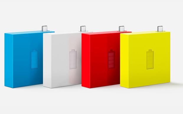 Acessório funciona com qualquer smartphone que tenha porta microUSB e será vendido em várias cores (Foto: Reprodução)