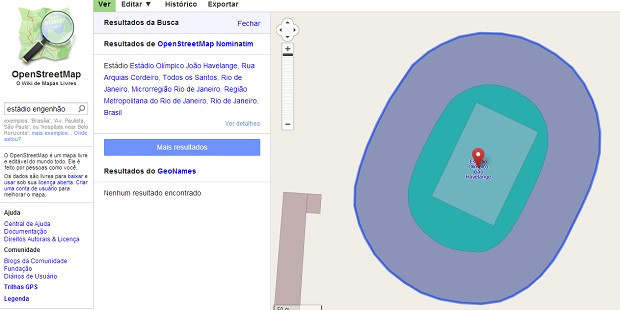OSM pode ser usado no Facebook em breve (Foto: Reprodução/OSM)