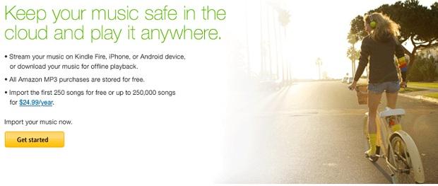 Serviço de música da Amazon para iOS agora é compatível com carros (Foto: Reprodução/Amazon)