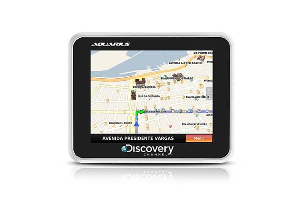 GPS completo pode ajudar sua mãe no trânsito (Foto: Divulgação)