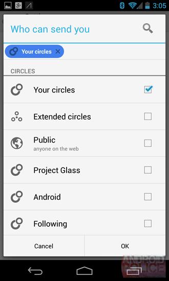 Google Play Games permite se conectar com pessoas nos Círculos do Google+ (foto: Divulgação) (Foto: Google Play Games permite se conectar com pessoas nos Círculos do Google+ (foto: Divulgação))