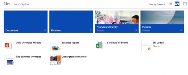 Thumbnails agora mostram parte de arquivos do Microsoft Word e PowerPoint (Foto: Reprodução/TheNextWeb)