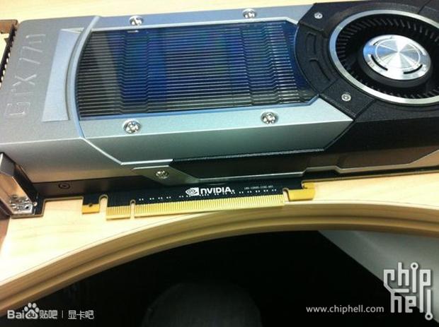 GTX 780 e 770 terão a mesma cara, com direito a cooler da GTX Titan (Foto: Reprodução)