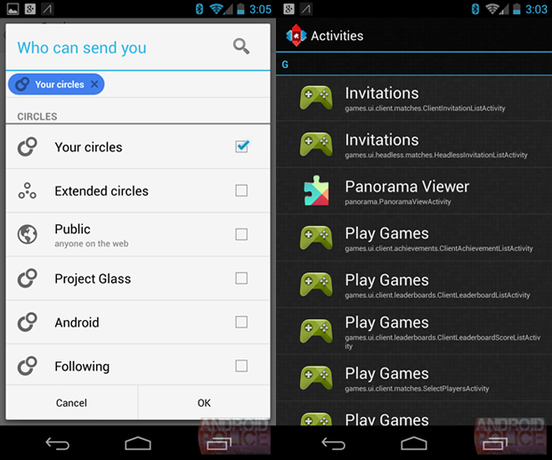 Interface do Google Play (Foto: Android Police)