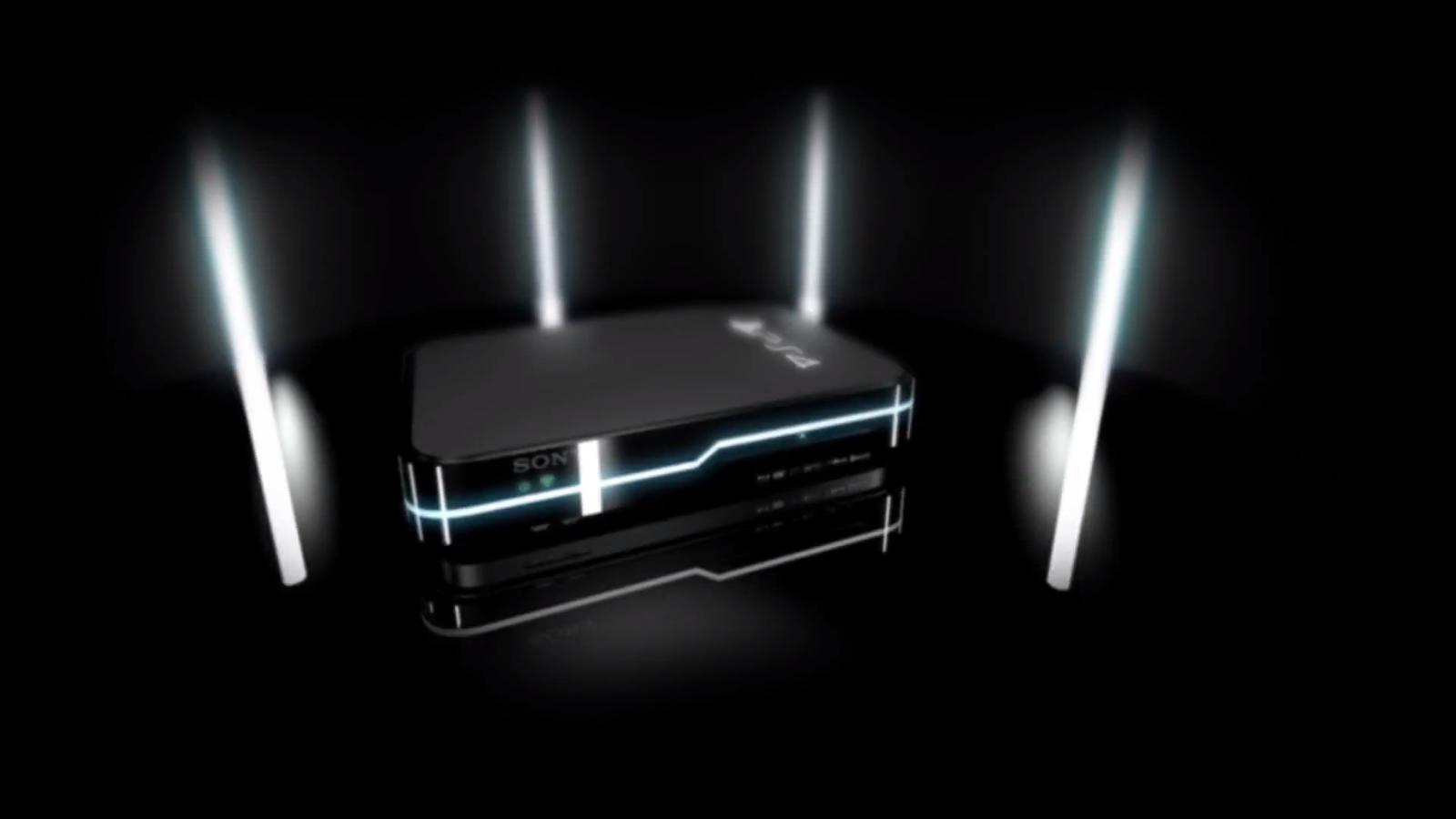 Este vídeo mostrando o console do PS4 é falso, mas impressionante (Foto: Reprodução)