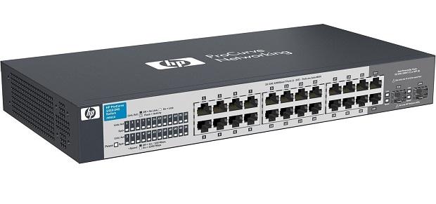 O Switch é o sucessor do Hub (Foto: Divulgação)