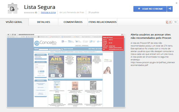 2 instalando extensao no chrome