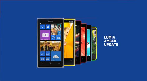Nokia anuncia Amber, atualização para WP8 com rádio FM e Smart Camera. (Foto: Reprodução /  Fone Arena)