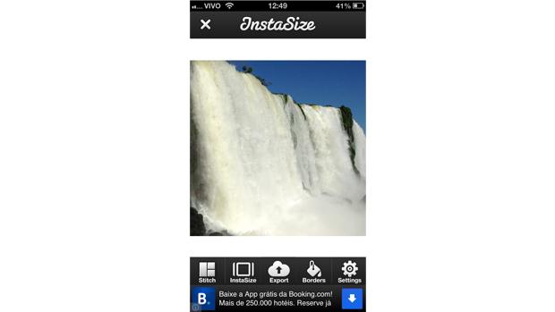InstaSize publica imagens em seu tamanho original no Instagram   (Foto: Reprodução/Aline Jesus) (Foto: InstaSize publica imagens em seu tamanho original no Instagram   (Foto: Reprodução/Aline Jesus))