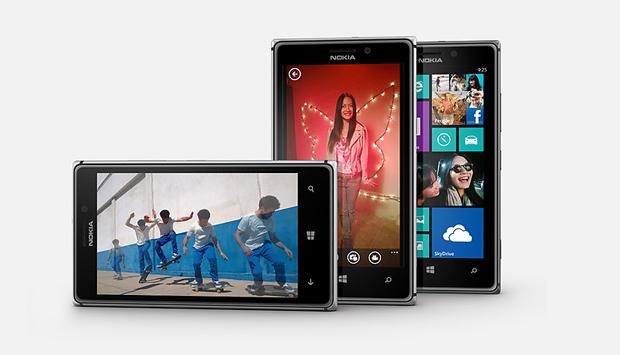 Lumia 925 vem equipado com novo aplicativo Nokia Smart Camera (Foto: Divulgação)