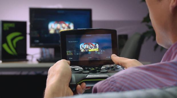 Borderlands 2 é demonstrado no Nvidia Shield (Foto: Reprodução)