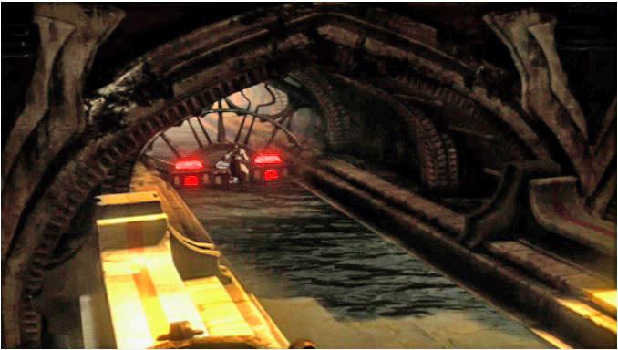 O 15° Olho de Gógona está no final do Aqueduto (Foto: Reprodução)