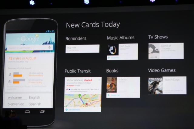 App de busca do Google para Android ganha atualização com lembretes e muito mais. (Foto: Reprodução / Tech Crunch)