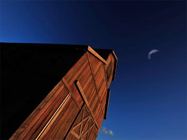 Imagem de celeiro de propriedade rural (Foto: Raul Touzon)