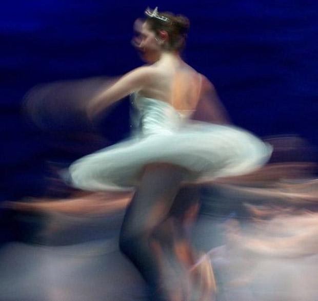 Imagem de bailarina dançando (Foto: Joseph Valdivia)