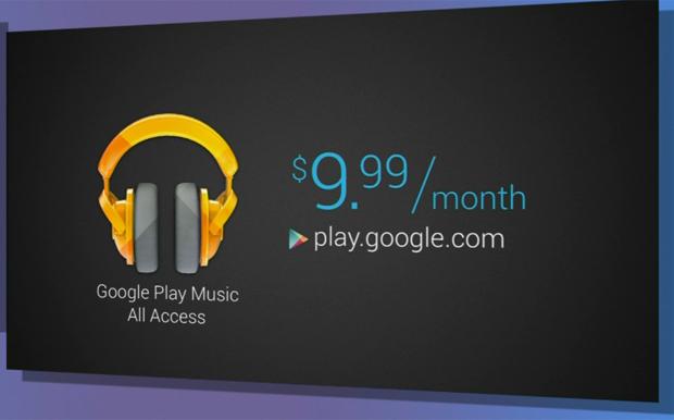 Google Play Music (Foto: Divulgação)