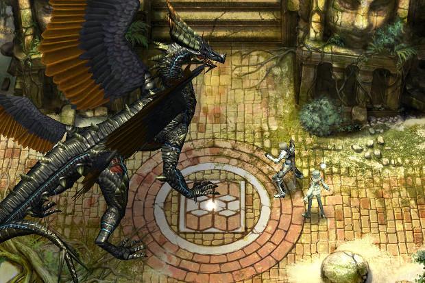 Chaos Rings 2 impressiona pela qualidade visual e história (Foto: divulgação)