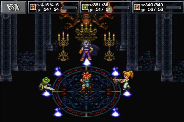 Chrono Trigger é um dos RPG mais memoráveis de todos os tempos (Foto: Divulgação)