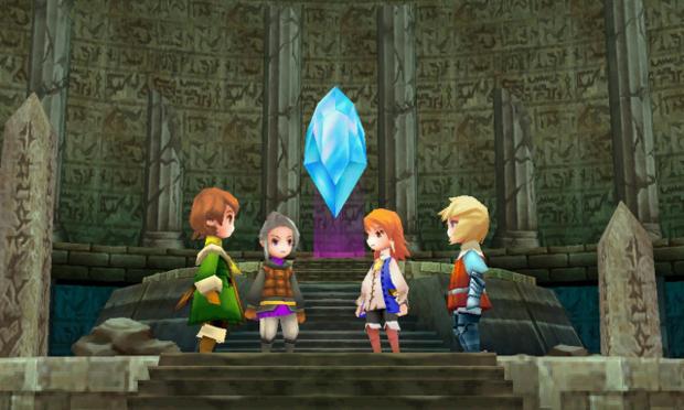 Final Fantasy é uma franquia que não pode faltar em qualquer top de RPGs (Foto: Divulgação)