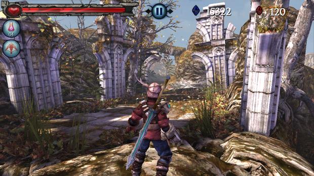 Horn é um game de ação e RPG com versões para Android e iOS (Foto: Divulgação)