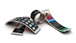 Pulseiras flexíveis poderão deixar a tecnologia com você o dia todo (Foto: Divulgação)