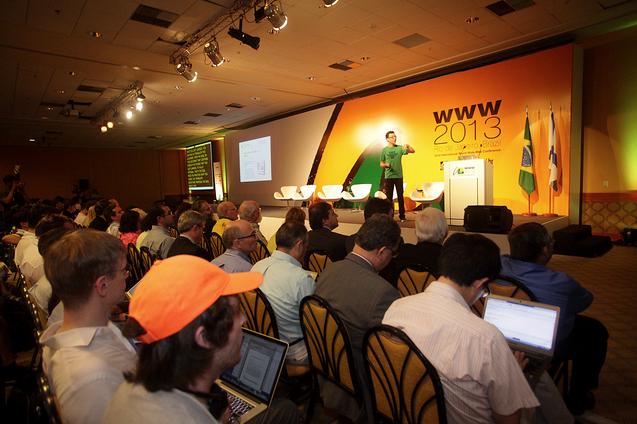Evento acontece ao longo da semana no Rio de Janeiro (Foto: Reprodução/Flickr/NIC.br)