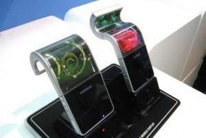 Telas flexíveis serão a realidade dos smartphones no futuro (Foto: Divulgação)