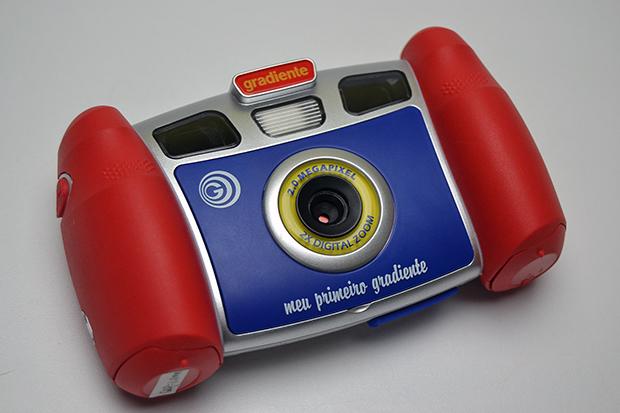 Visão geral da câmera (Foto: Stella Dauer)