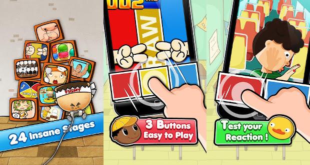 Hardest Game Ever 2 irá desafiar sua sanidade em joguinhos malucos (Foto: Divulgação)