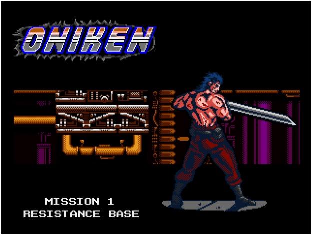 Oniken (Foto: Divulgação)