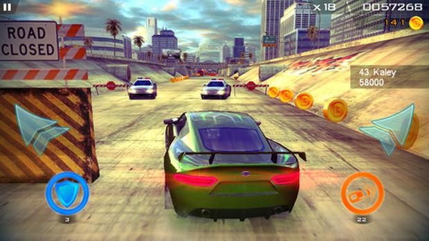 Redline Rush parece, mas não é um game de corrida comum (Foto: Divulgação)