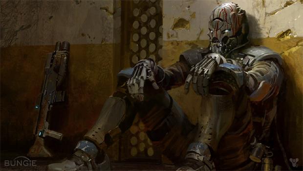 Destiny é game dos criadores de Halo (Foto: Divulgação)
