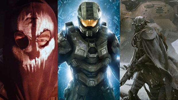 Call of Duty, Halo e Destiny são alguns dos títulos que podem aparecer no anúncio do novo Xbox (Foto: Reprodução / TechTudo)