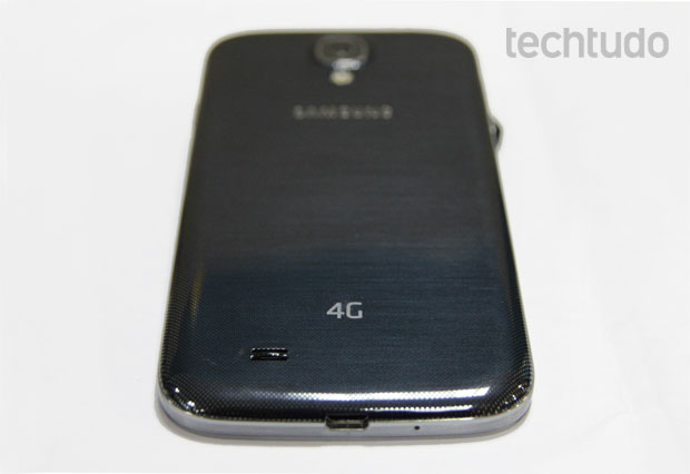 Samsung Galaxy S4 e a rede 4G (Foto: Isadora Díaz/TechTudo)