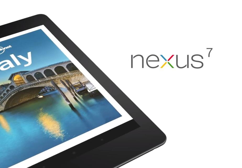 """Novo Nexus 7 com """"Retina Display"""" chega em julho, diz jornal (Foto:Divulgação/Google)"""