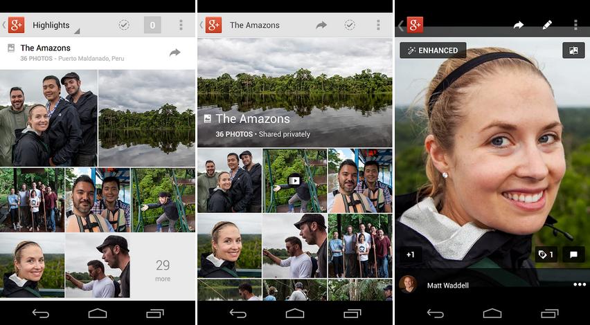 Edição de fotos permite aplicação de filtros direto no aplicativo (foto: Divulgação) (Foto: Edição de fotos permite aplicação de filtros direto no aplicativo (foto: Divulgação))