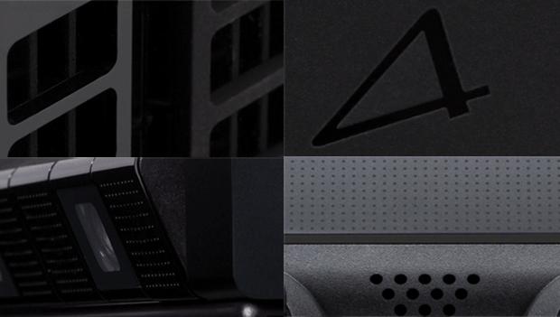 Componentes do PS4 mostrados em vídeo (Foto: Reprodução)