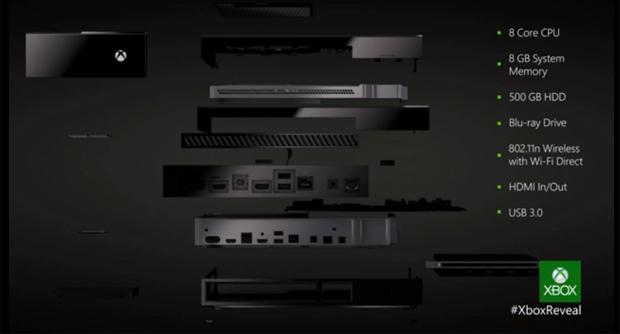 Configurações do Xbox One (Foto: Reprodução/Microsoft)