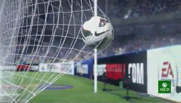Fifa é um dos jogos garantidos para o Xbox One (Foto: reprodução/ Microsoft)