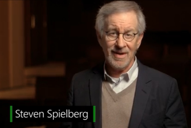 Steven Spielberg fala sobre a experiência Halo (Foto: reprodução/ Microsoft)