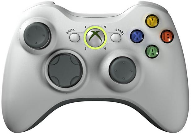 Controler do Xbox 360 (Foto: Divulgação) (Foto: Controler do Xbox 360 (Foto: Divulgação))