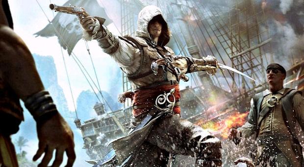 Assassin's Creed 4 está entre os jogos mais aguardados do ano (Foto: Divulgação) (Foto: Assassin's Creed 4 está entre os jogos mais aguardados do ano (Foto: Divulgação))