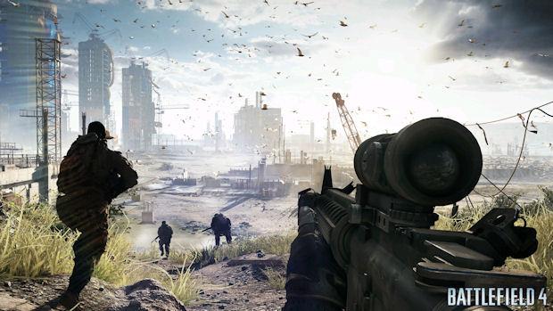 Como esperado, os belos gráficos de Battlefield 4 também darão as caras no Xbox One (Foto: Divulgação)