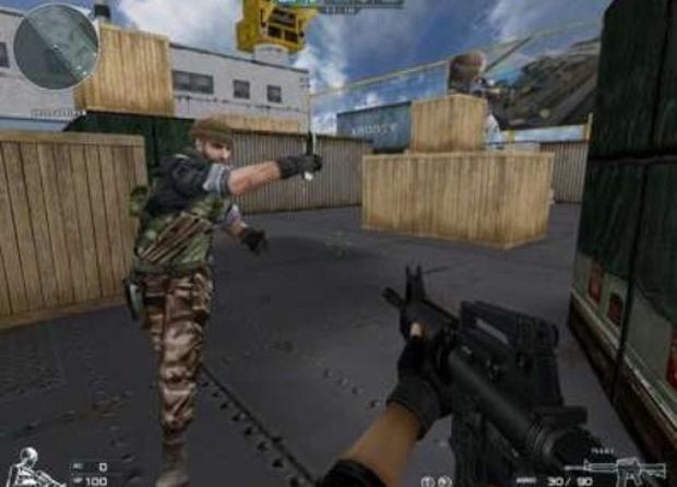 CrossFire tem jogabilidade similar a Counter-Strike (Foto: Divulgação)