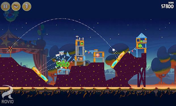 Angry Birds, agora com troque de mágica no seu Android (Foto: Divulgação)