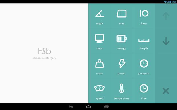 Aplicativo e conversão foca na beleza de sua interface (Foto: Divulgação)