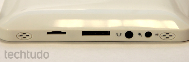 Foston Pad 7 FS-M786 (Foto: Allan Melo / TechTudo)