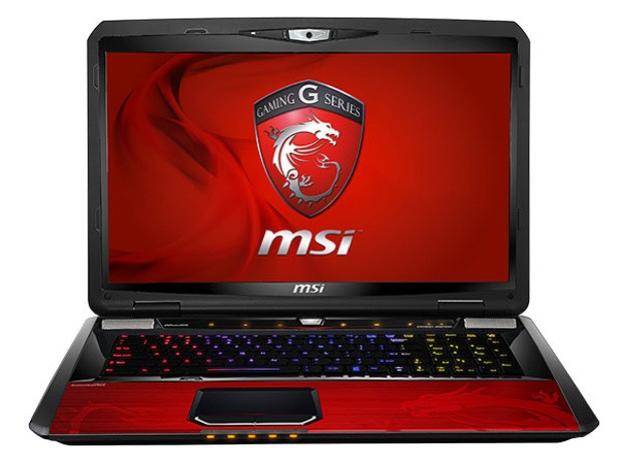 Novo notebook MSI GT70 Dragon Edition 2 com arquitetura Haswell (Foto: Reprodução/Engadget)